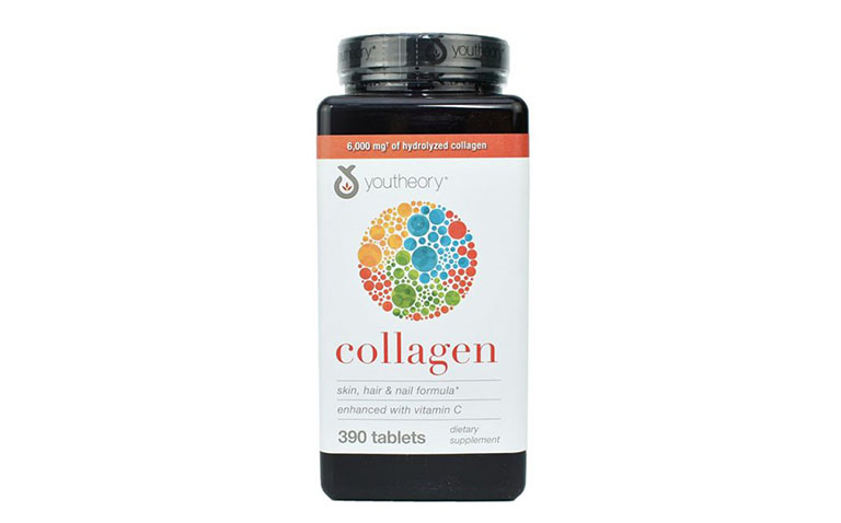 Collagen Youtheory Type 1 2 & 3 của Mỹ